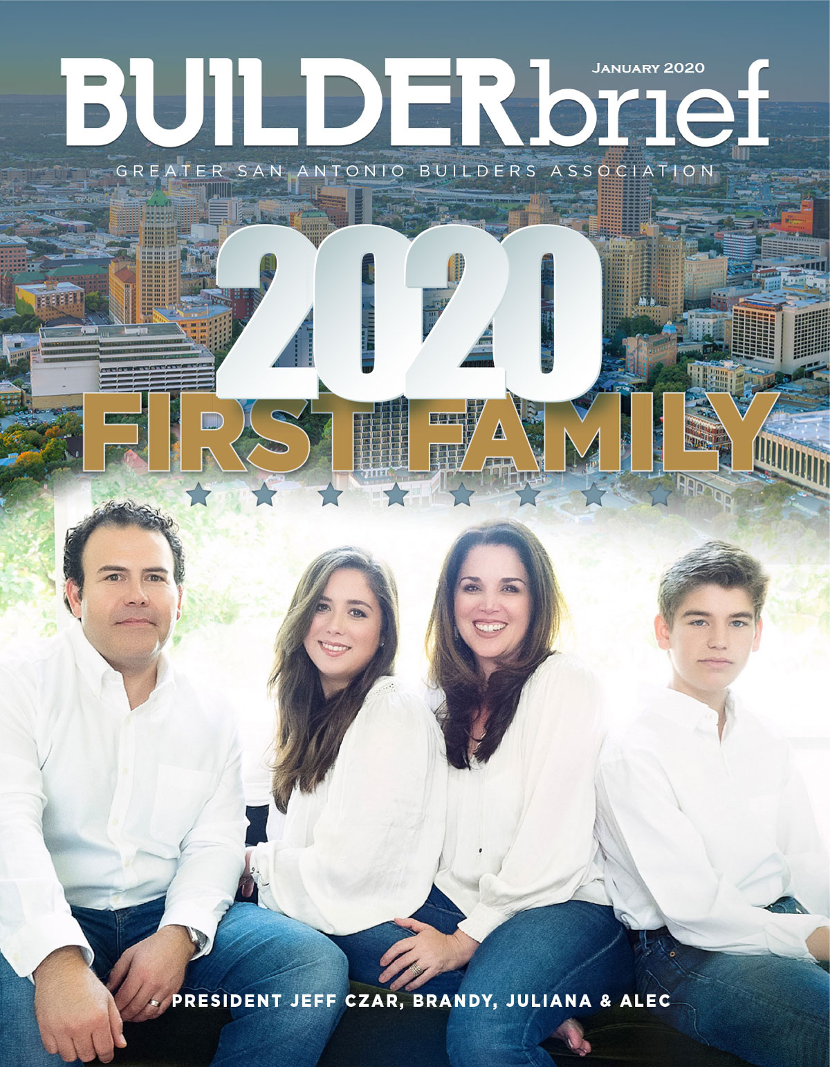 Builder Brief January 2020 Issue