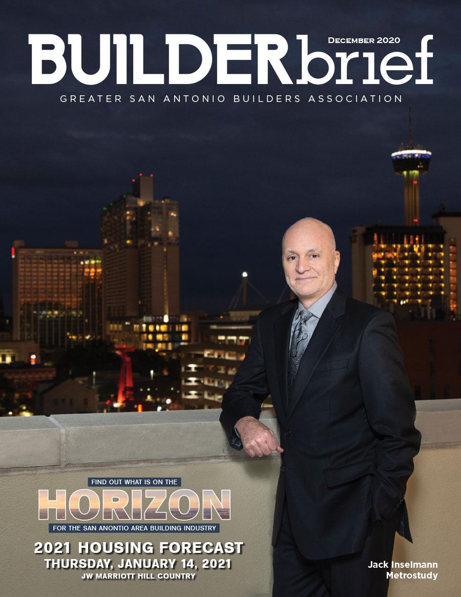 December 2020 Issue - Builder Brief