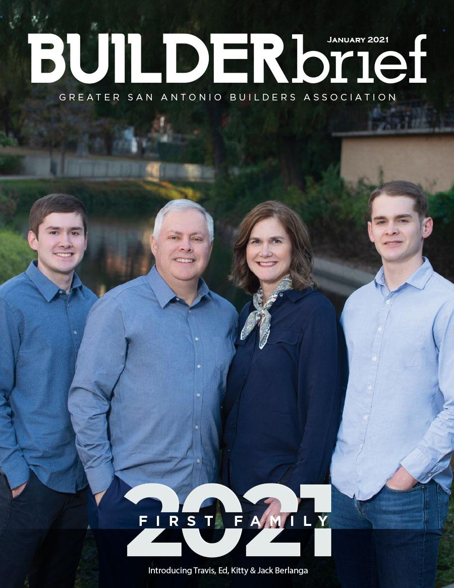 Builder Brief January 2021