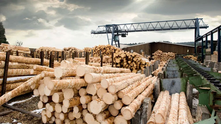 lumber prices rising