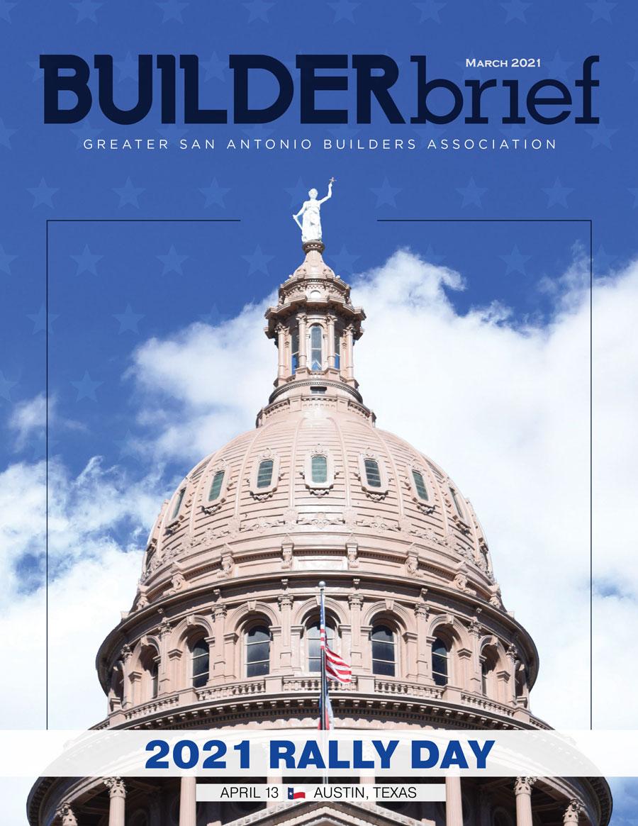 Builder Brief March 2021
