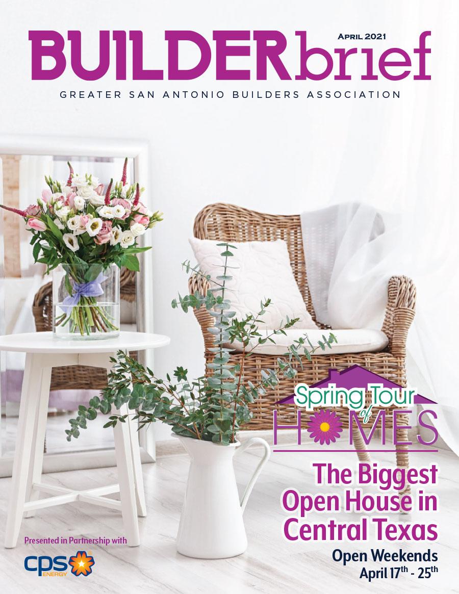 Builder Brief April 2021