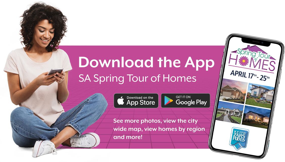 Download the Spring Tour of Homes App