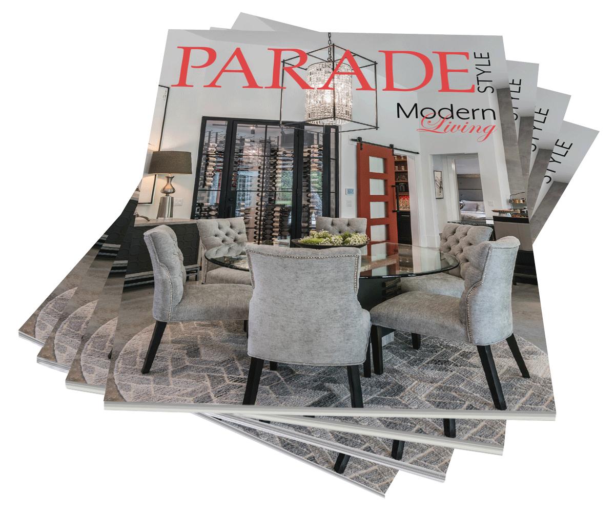 Parade Style Magazine