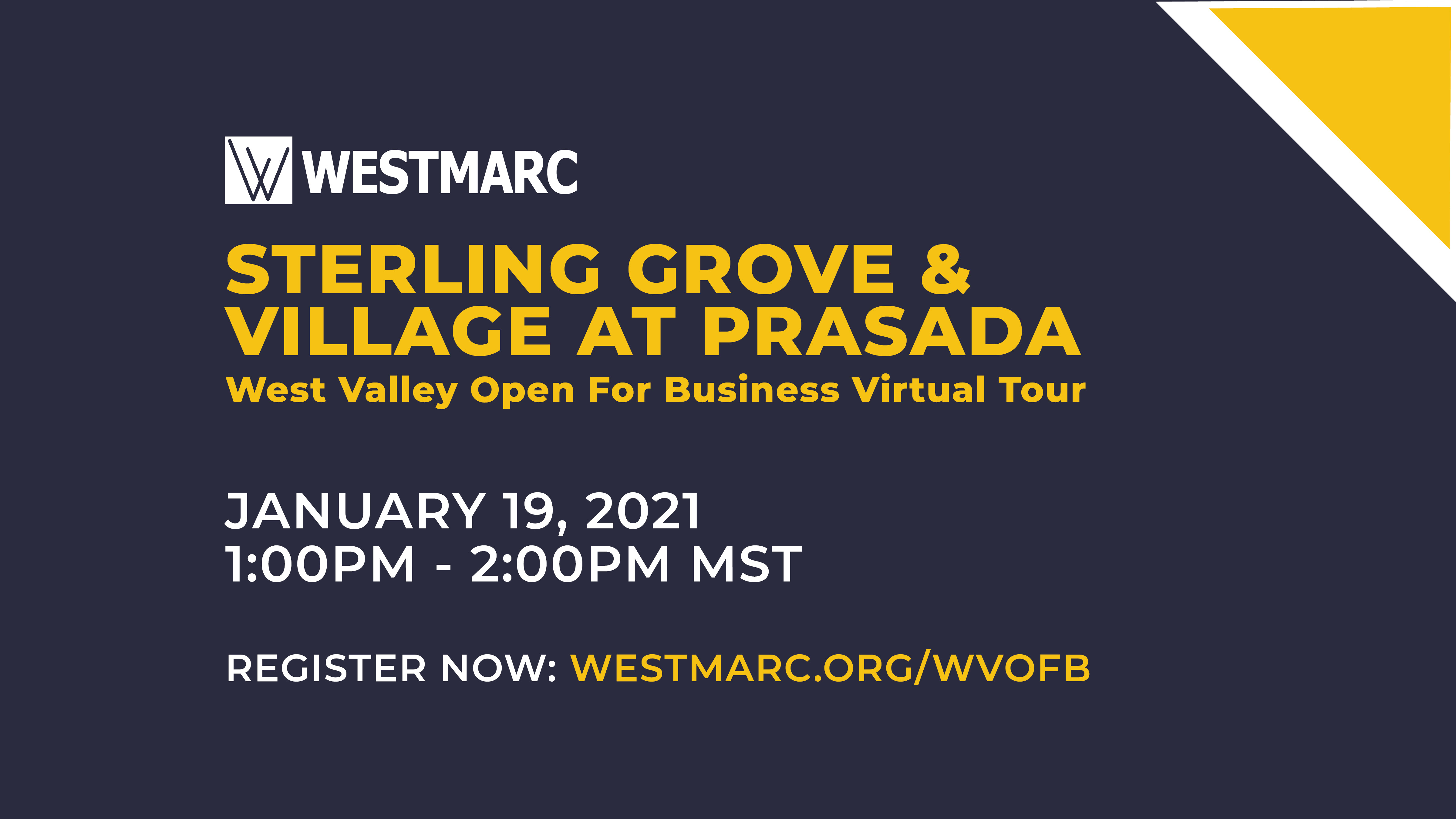 West Valley Open for Business: Toll Brothers - Sterling Grove and Village at Prasada - Western Retail Advisors