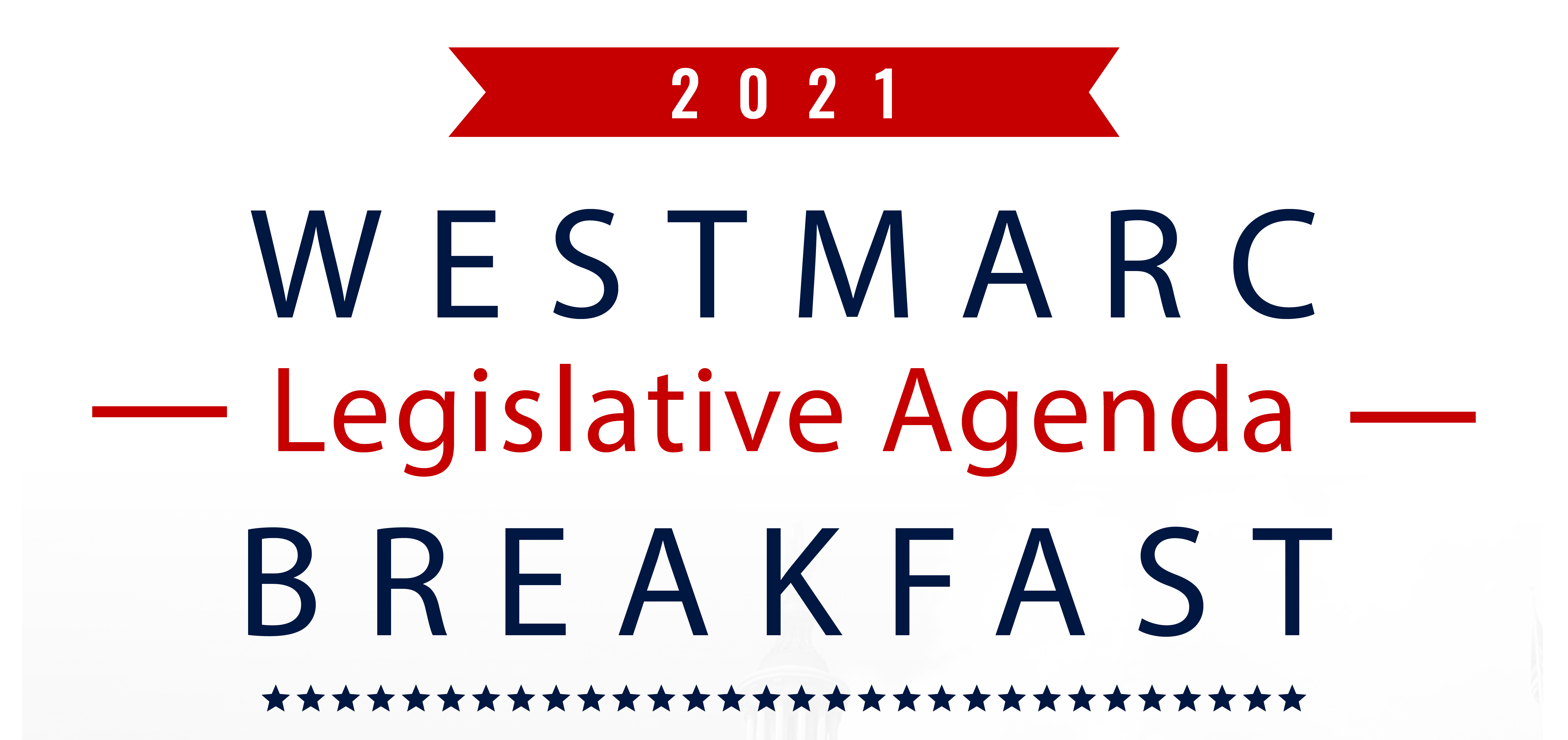 WESTMARC's Legislative Breakfast provides an opportunity to meet with state and federal representatives. This is your opportunity to share more about your needs as a West Valley stakeholder.  This is typically an in-person breakfast.