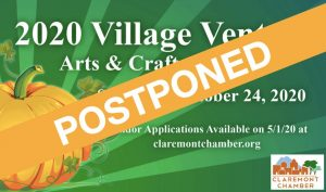 Village Venture Postponed