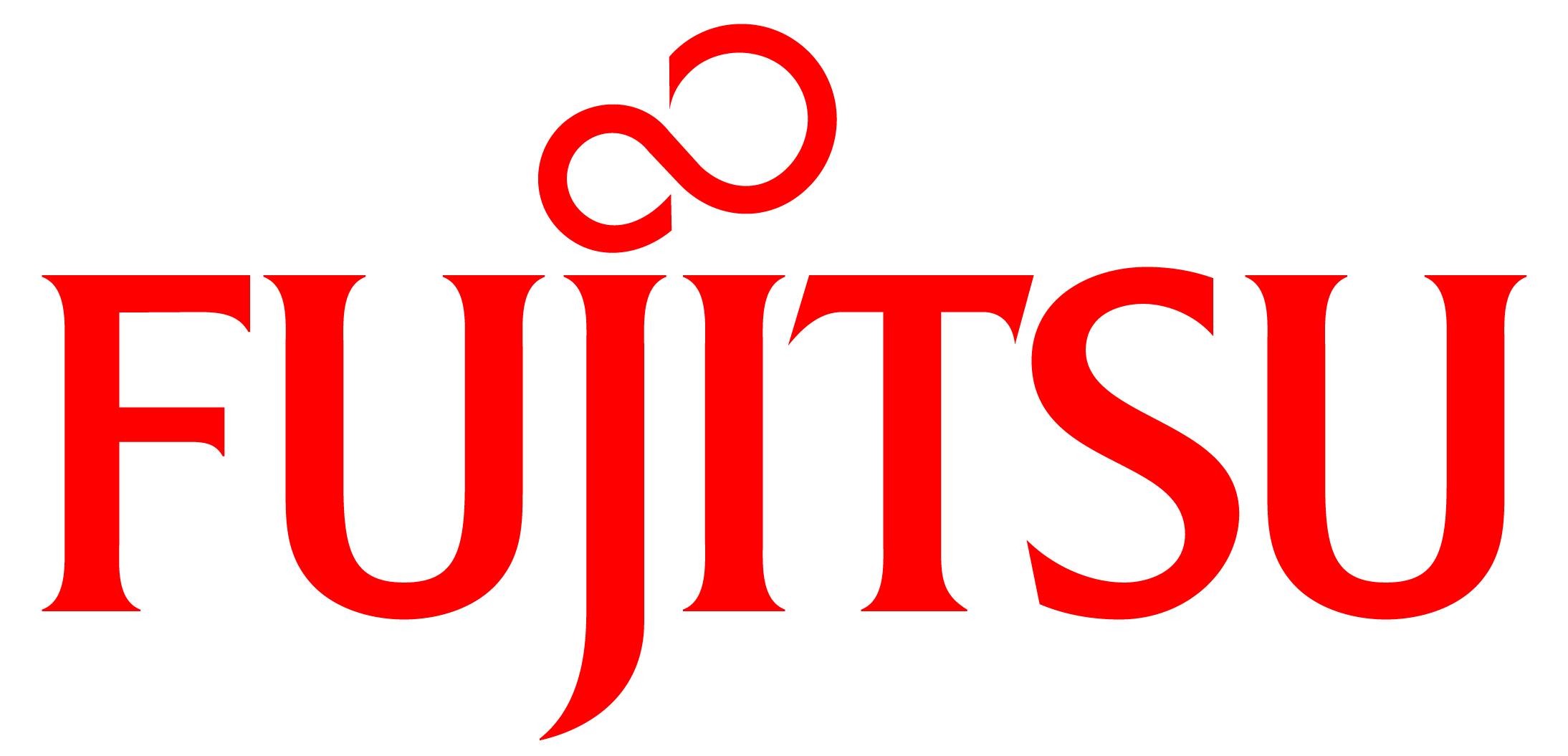 Fujitsu LogoRED14in
