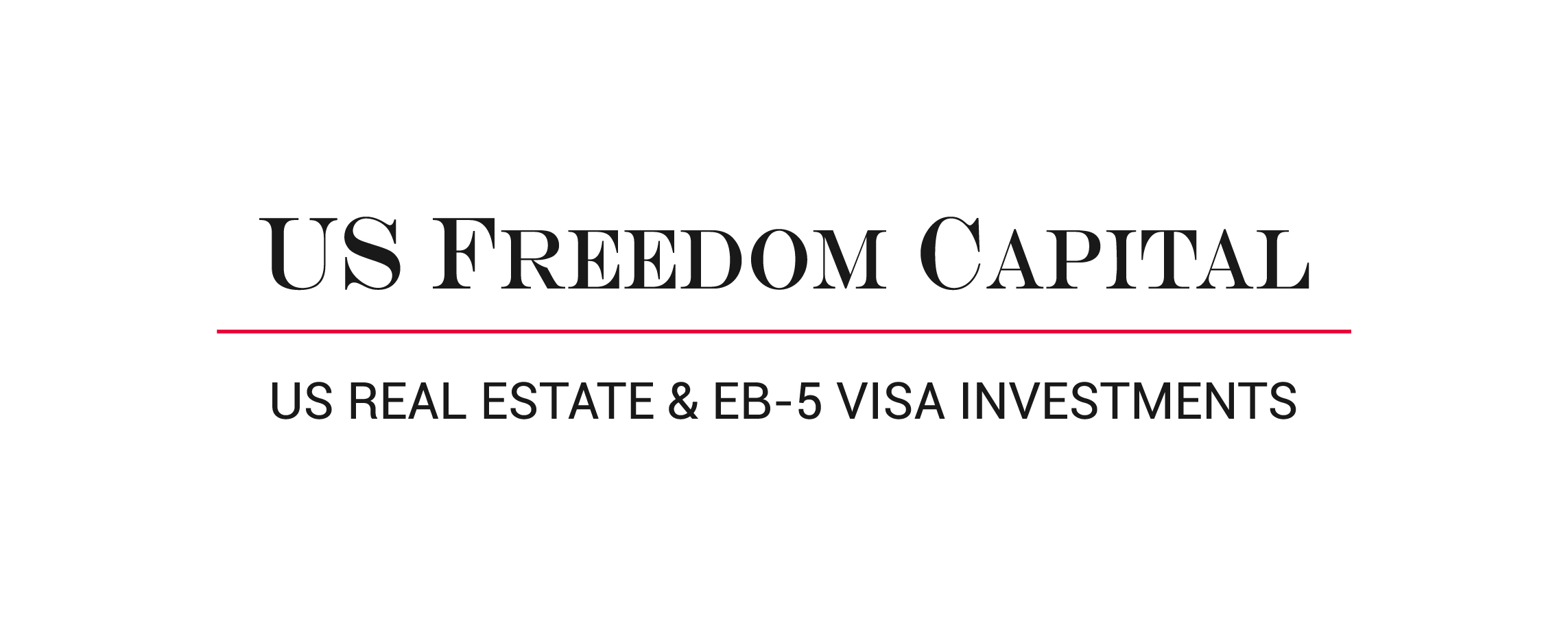 US Freedom Capital Logo with tagline
