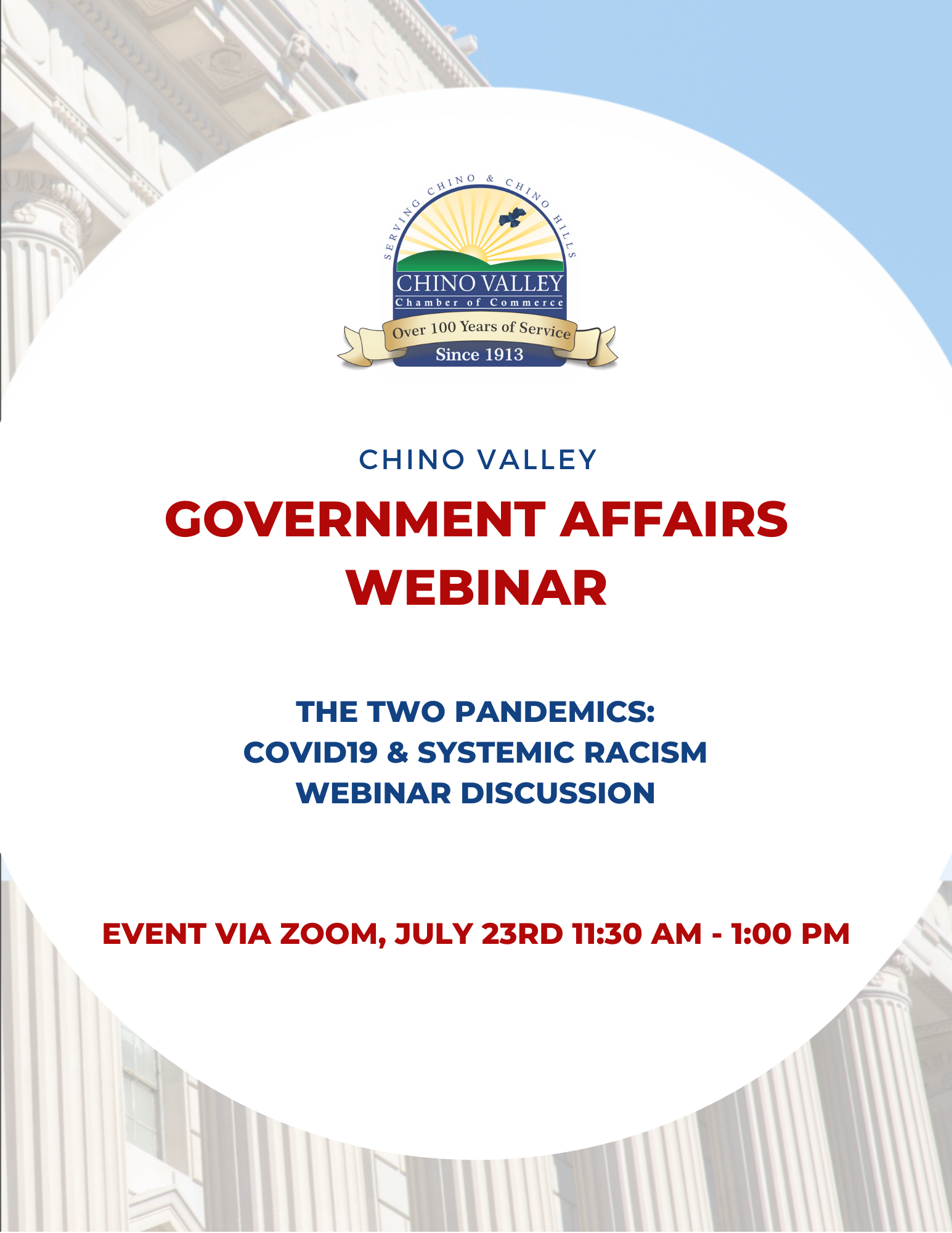 Government Affairs July 23rd