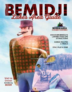 Bemidji Lakes Area Guide 2021 Cover