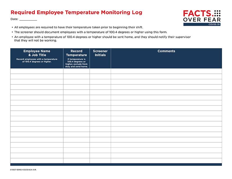 Employee-Temperature-Screening-Log-TN