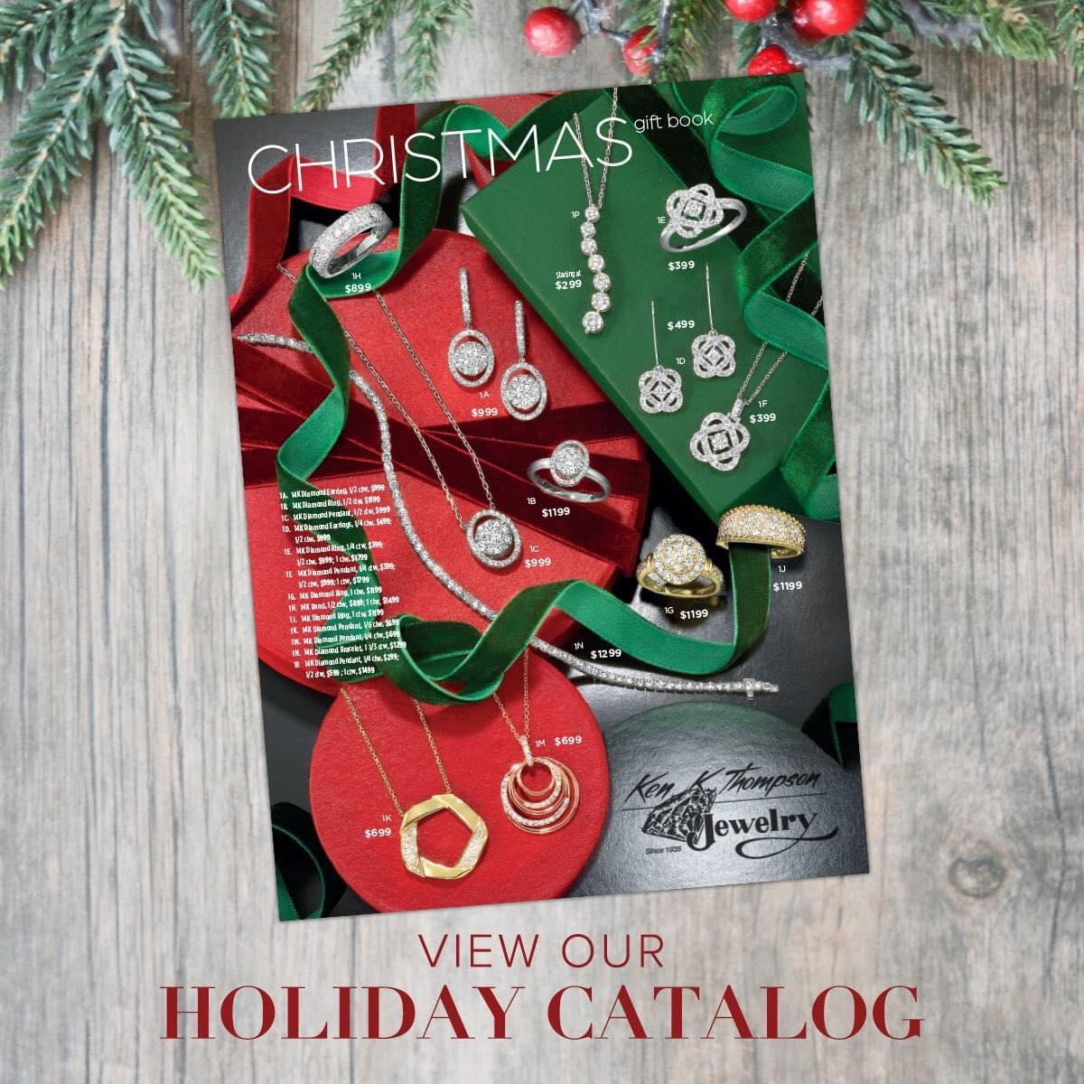 Ken Ke Holiday Catalog