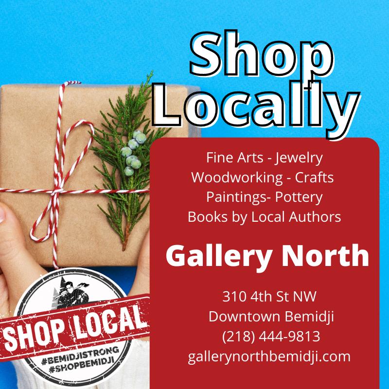 Gallery North Shop Local Ad