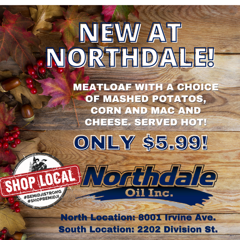 Northdale Oil - Shop Local Ad