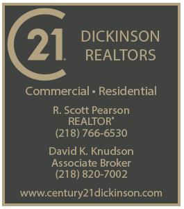 Century 21 Dickinson Realtors Logo
