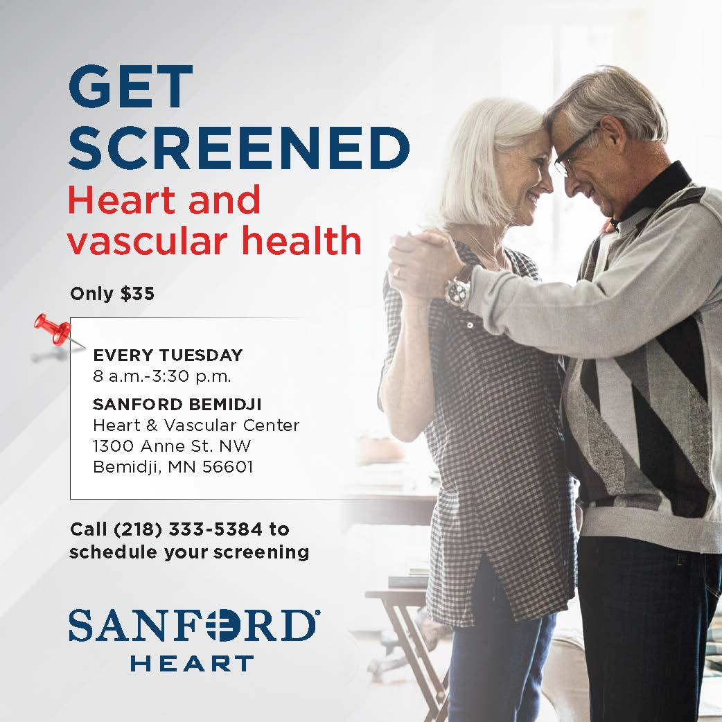 Sanford Health - Chamber News Sponsor