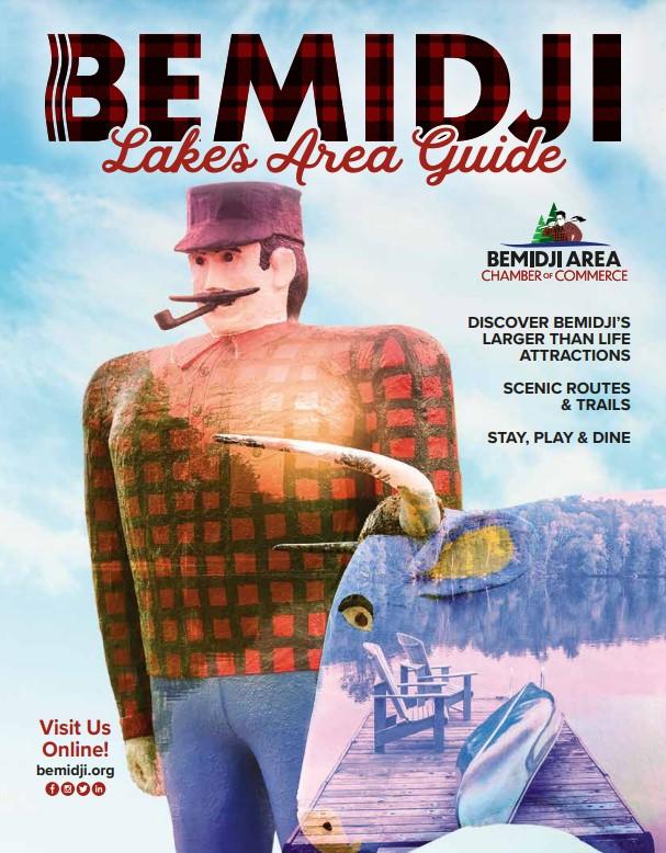 Bemidji Lakes Area Guide COVER