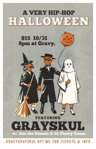 Gravy Poster 2019