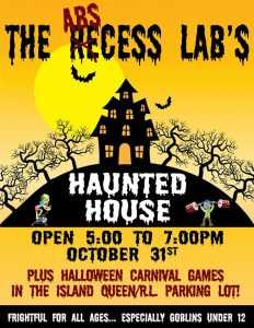 Recess Lab Halloween 2019