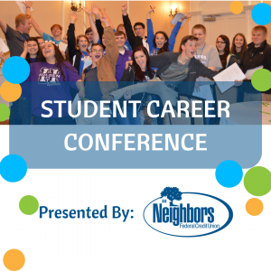 Student Career Conference Dec. 9