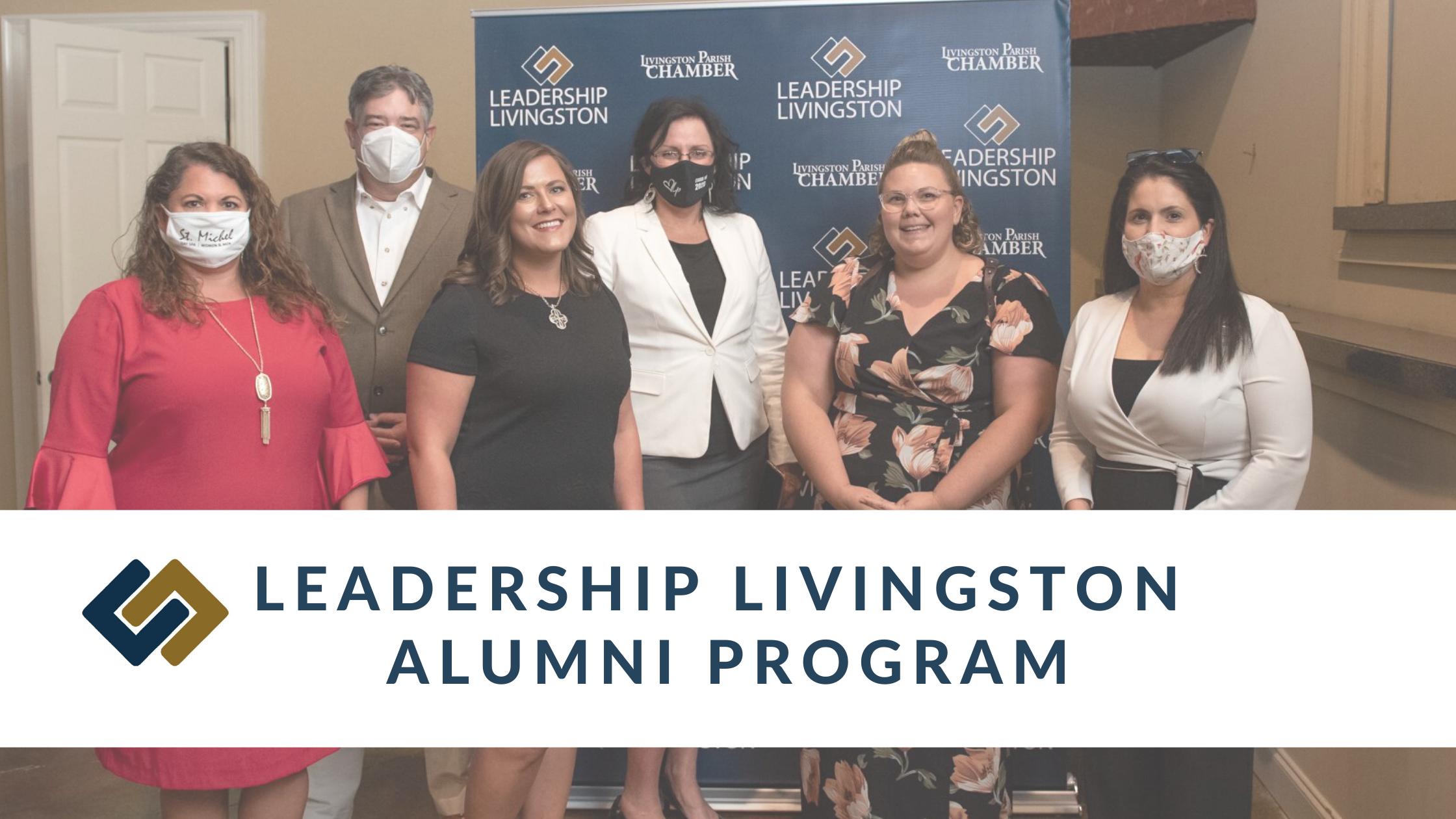 Leders;hip Alumni Program