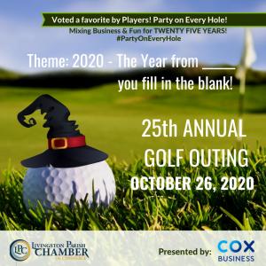 Livingston Parish Golf 2020