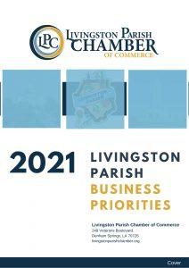 Livingston Parsih Business Priorities