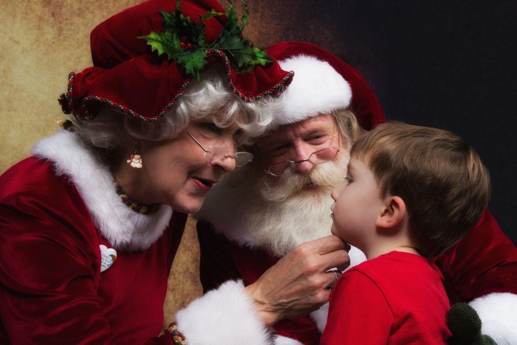 2019 Santa Photo