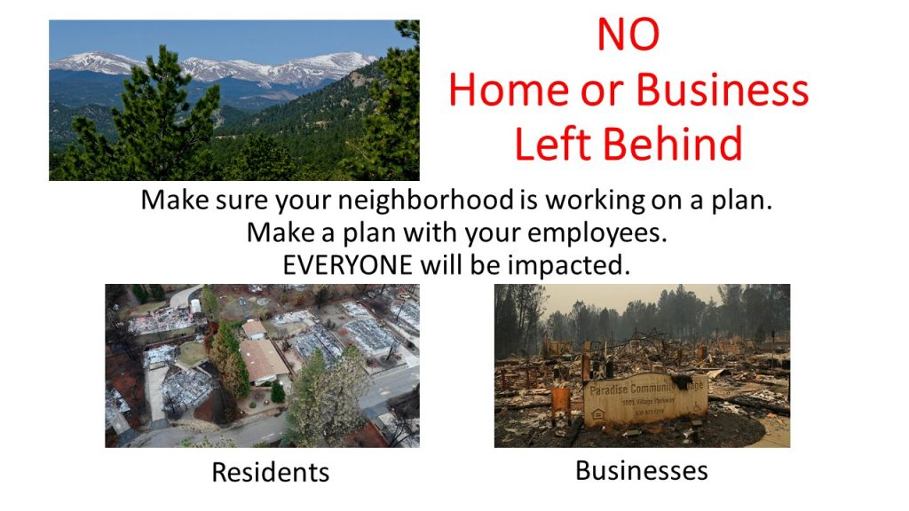 No Home Left Behind Chamber Fire Slides