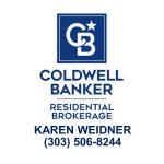 Karen Weidner-Coldwell Banker Real Estate Broker