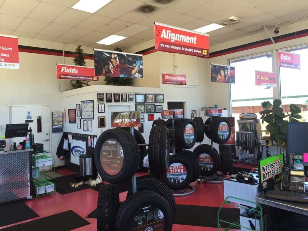 Big O Tires Evergreen Office