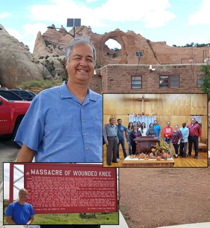 Robert De Corah from Native Ministries International Visiting Natives Across the Country