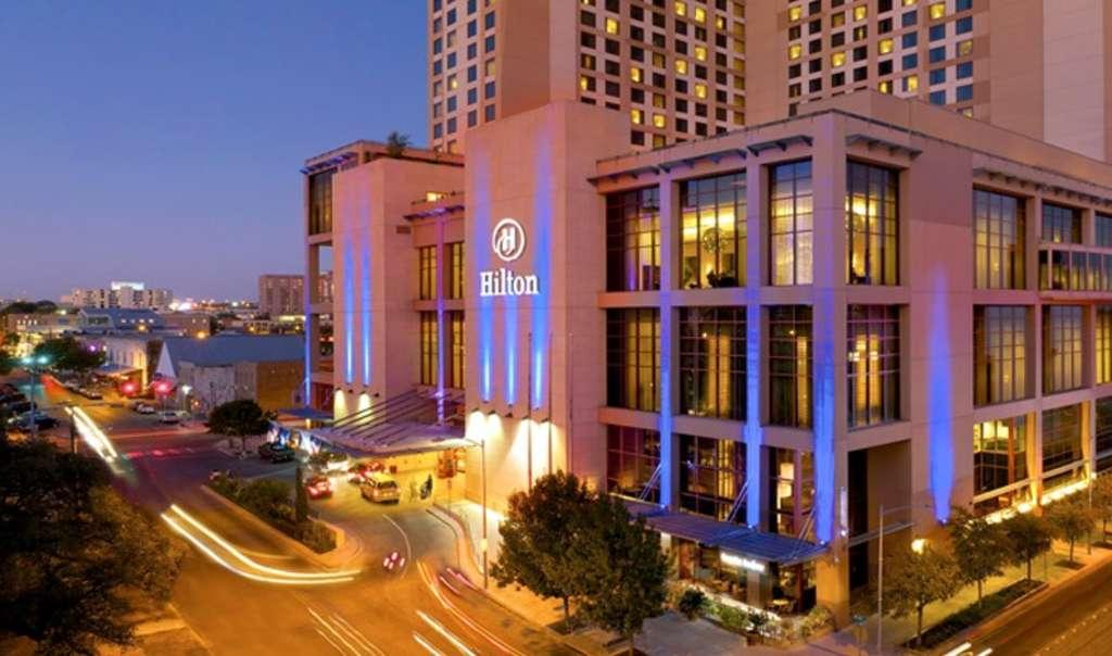Hilton Austin vertical