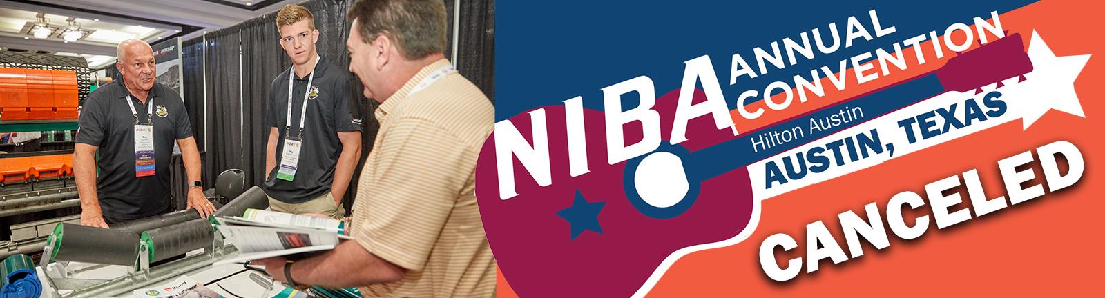NIBA2020 banner image canceled