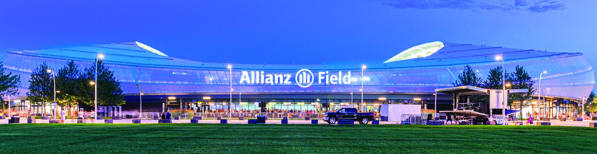 Allianz Field project photo