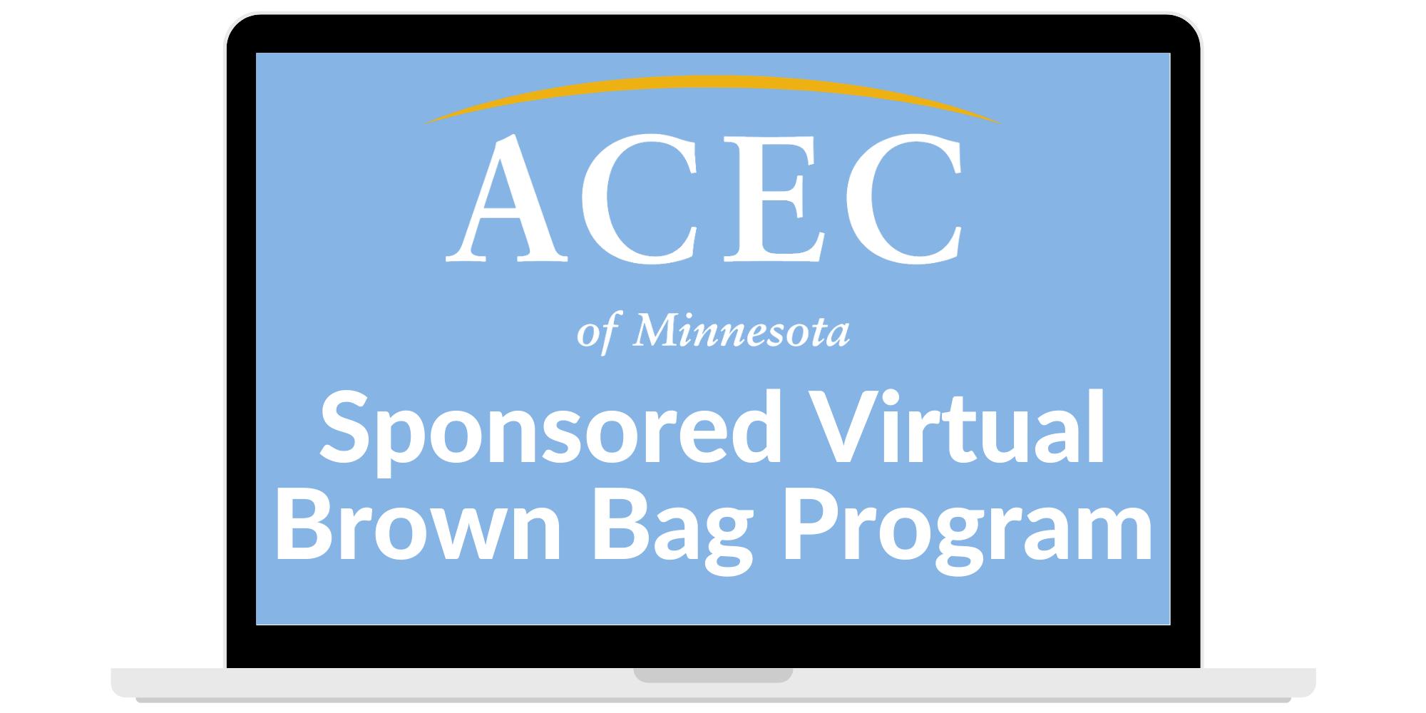 ACEC_MN Virtual Brown Bag icon