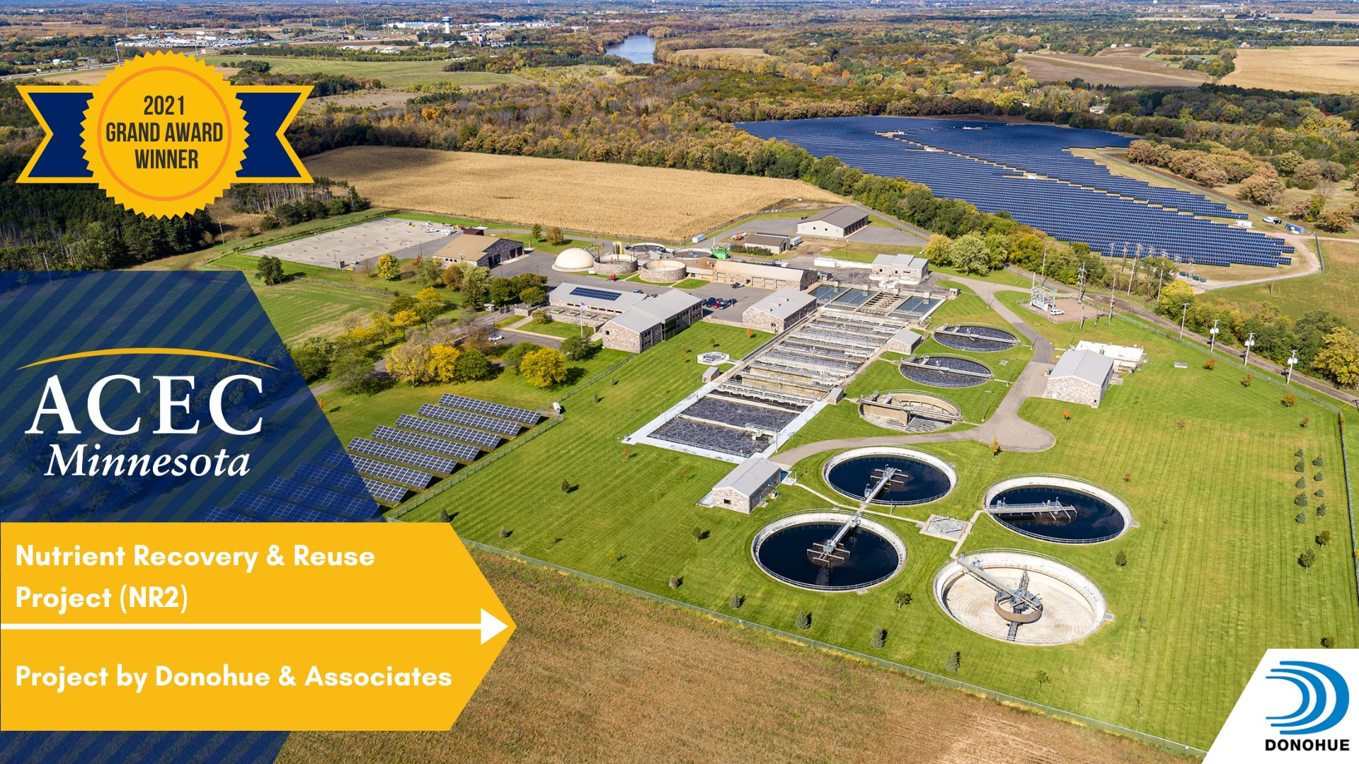 Nutrient Recovery & Reuse Project (NR2), Donohue & Associates (3)