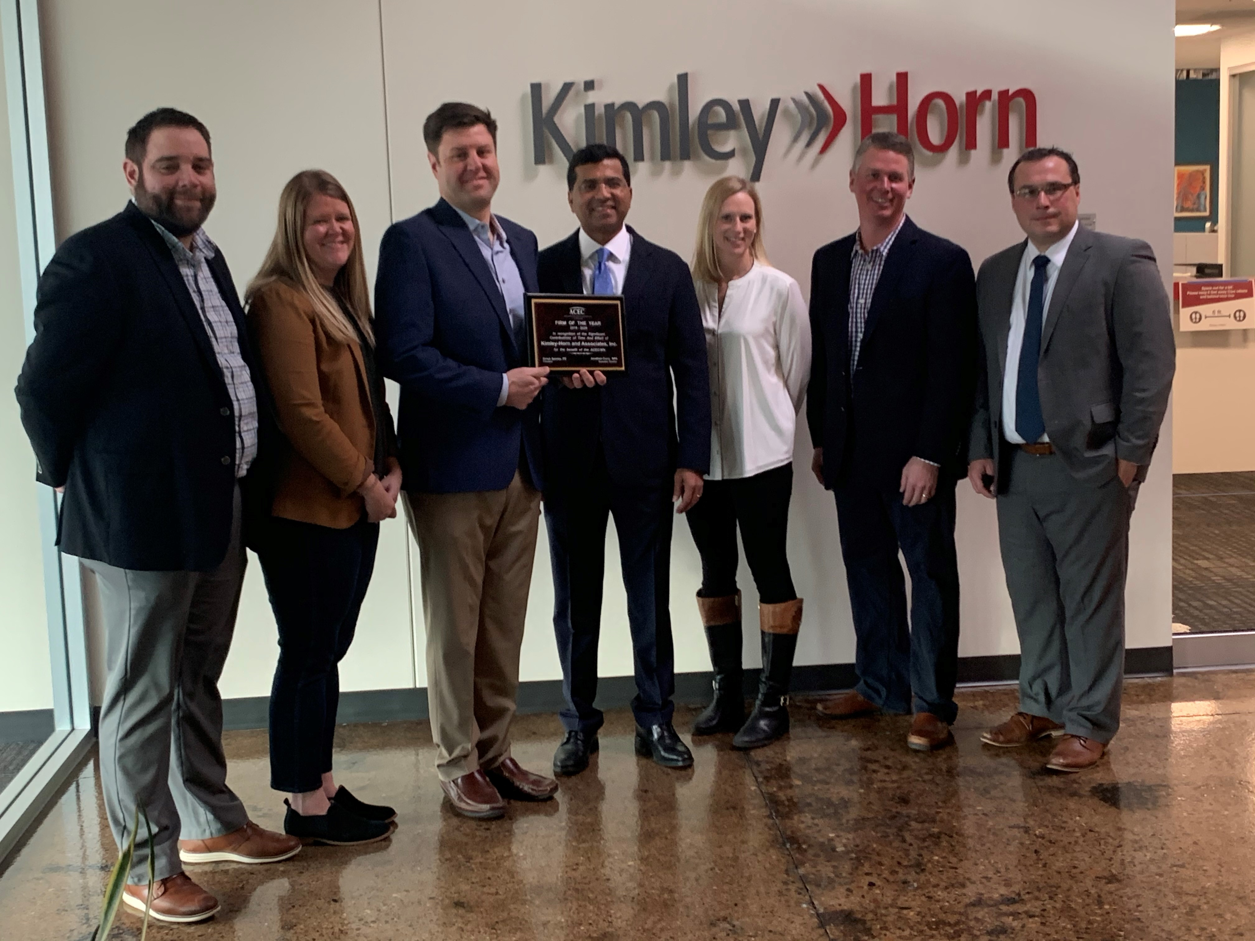 Kimley-Horn Firm of the Year