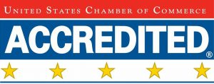 Five-Star Accreditation from the U.S. Chamber of Commerce