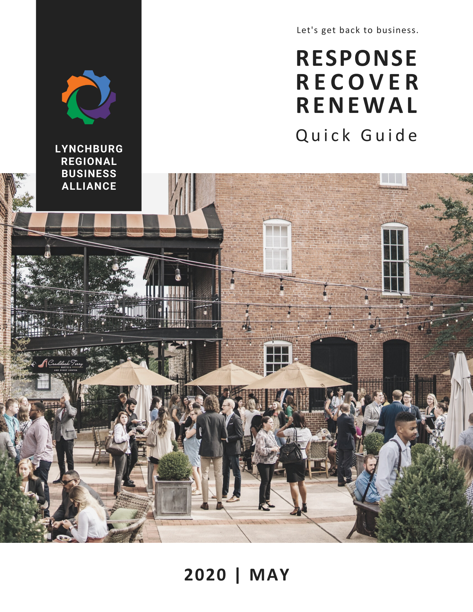 Response, Recover, Renewal Quick Guide