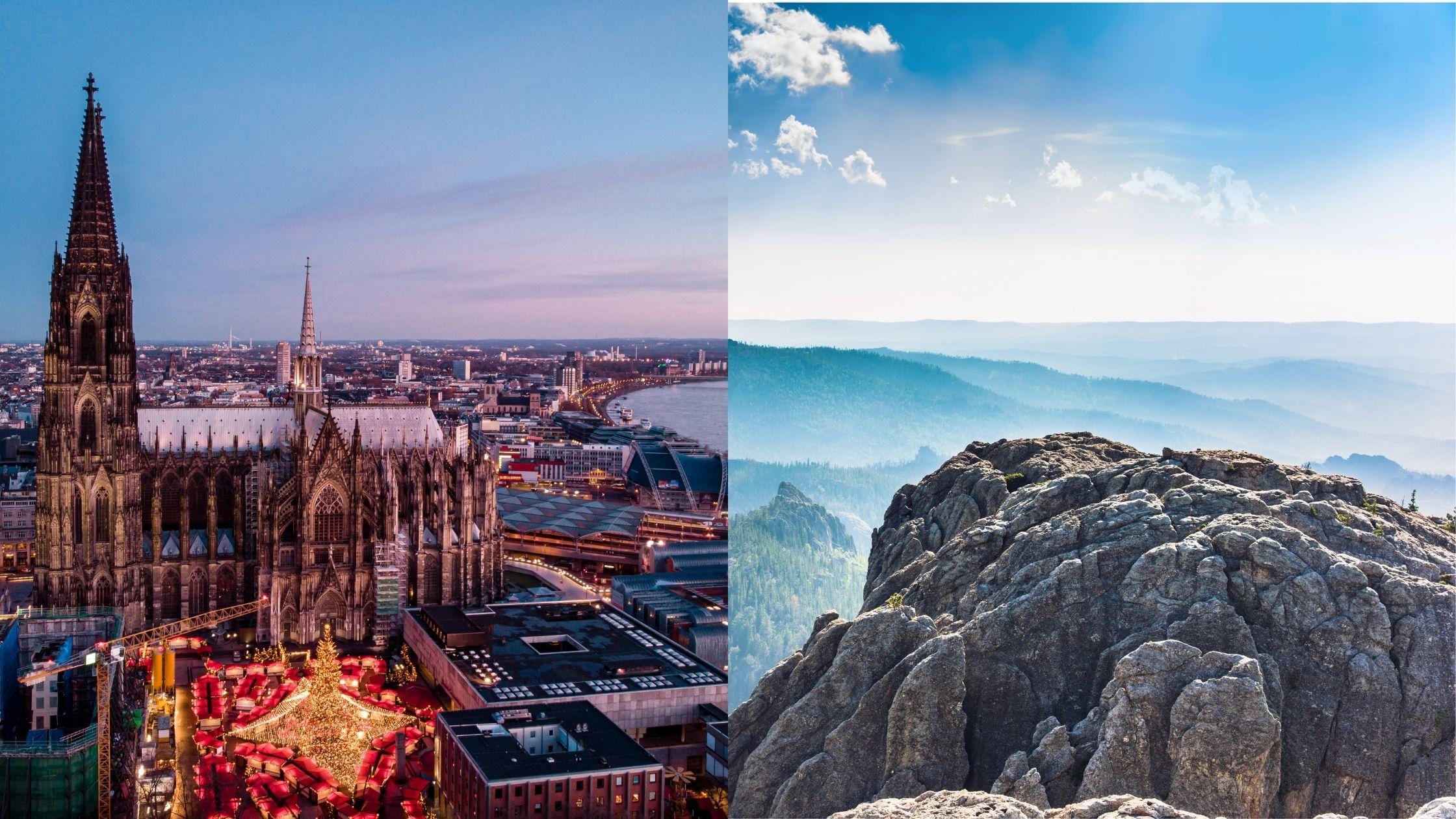 Rhine & South Dakota
