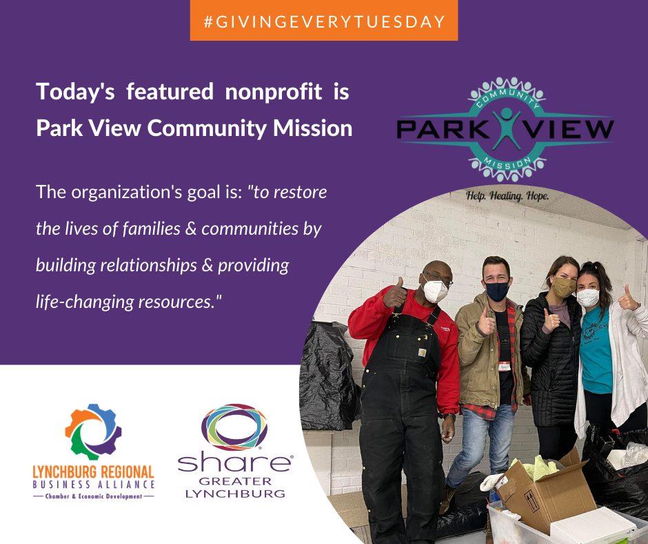 #GivingEveryTuesday