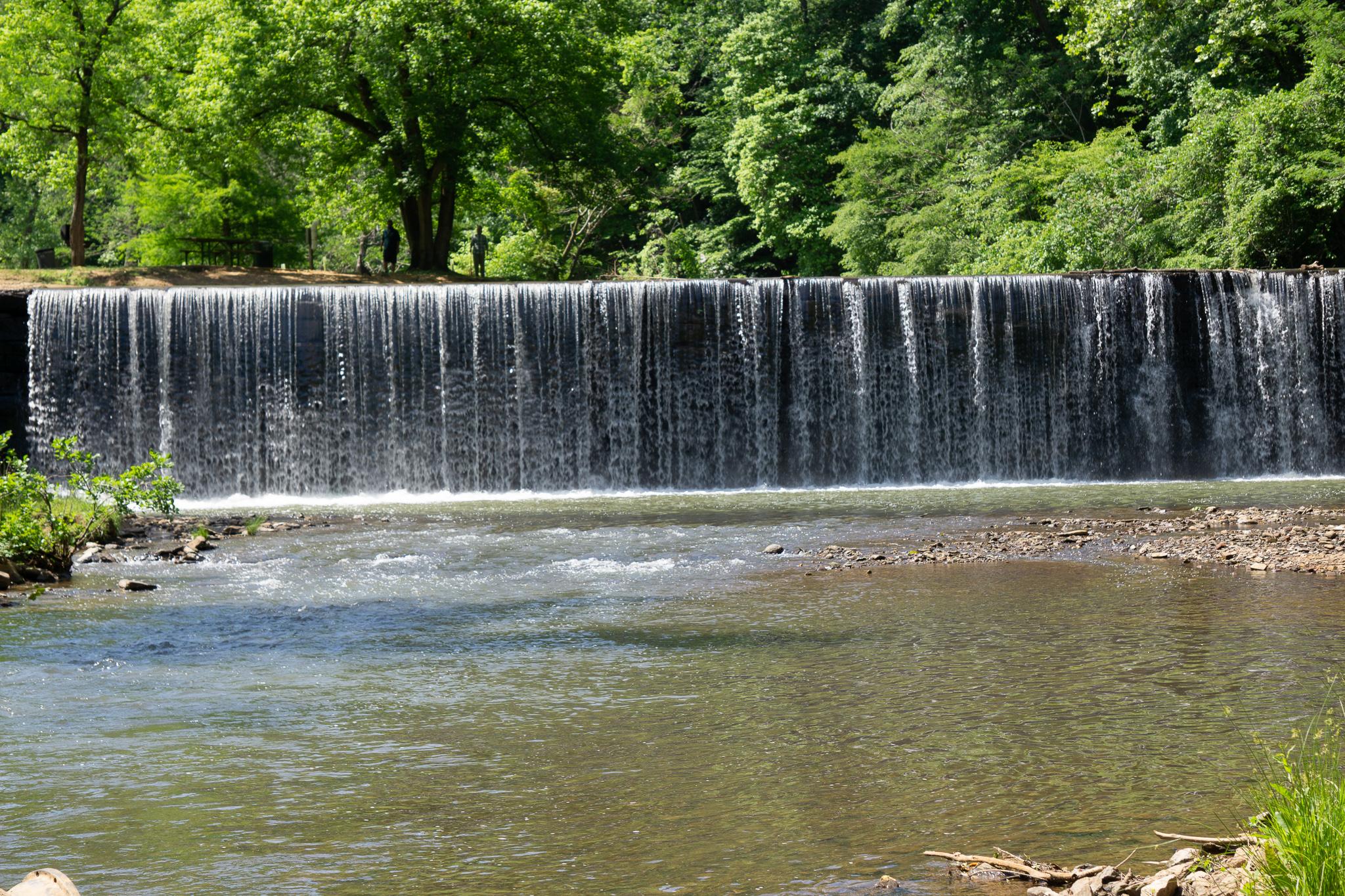 Waterfall - Hollins Mill