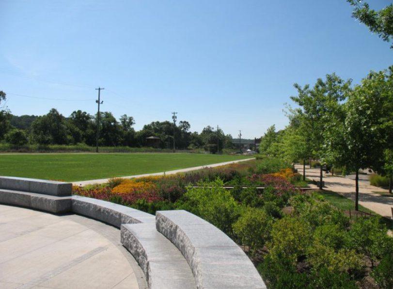 Copyright 2021 Nelson Byrd Woltz Landscape Architects