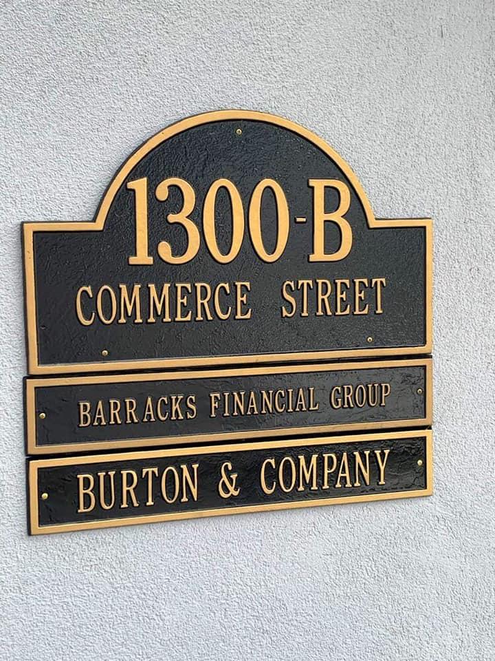 Copyright 2021 Barracks Financial Group
