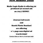New Member Deals