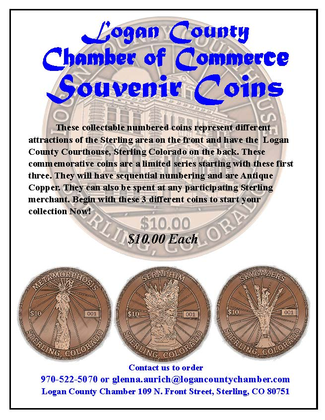 Souvenir Coins-