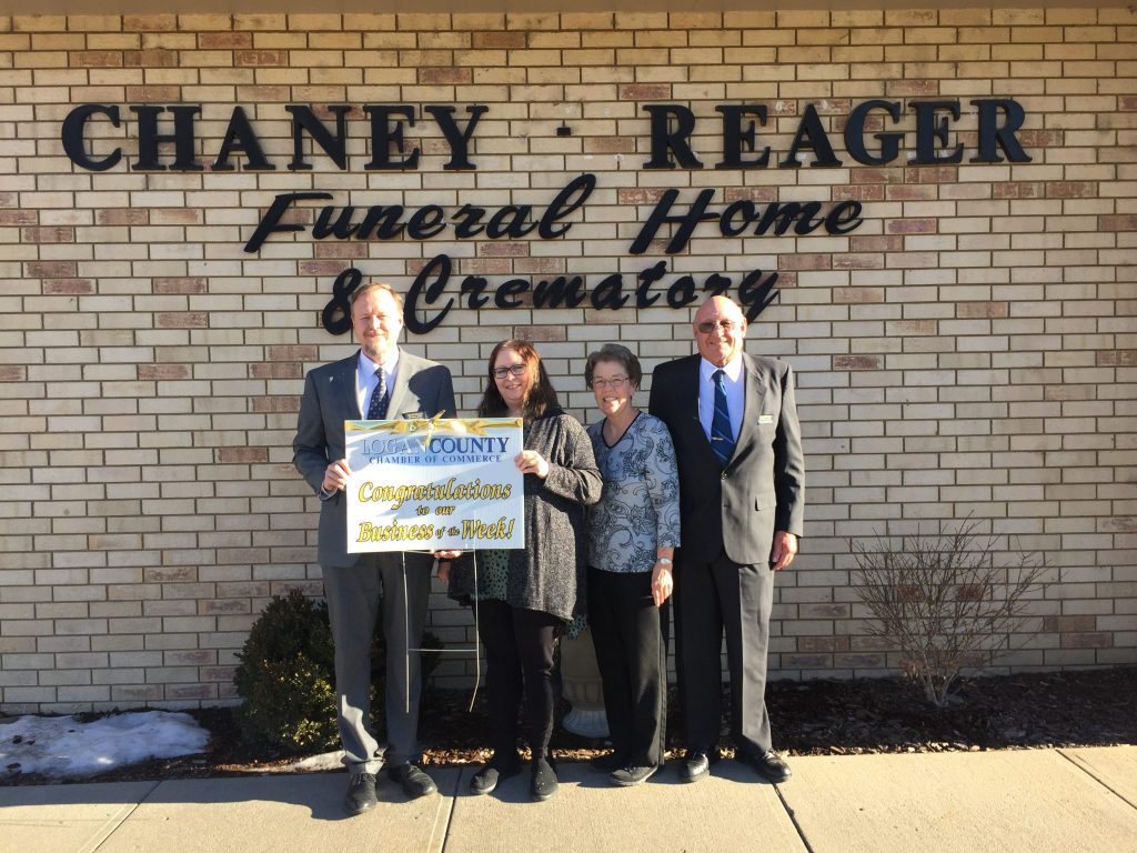 Chaney-Reager Funeral Home & Creamatory -Pic