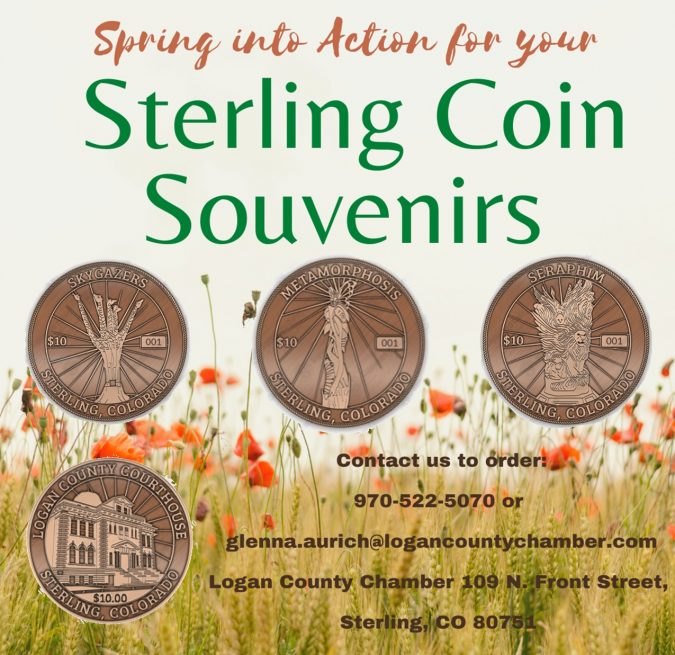 Sterling Coin Spring Flyer